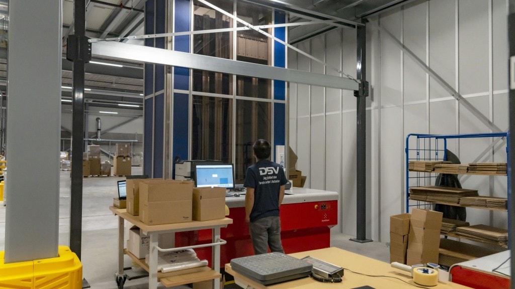 Knut Wefring, DSV Solutions